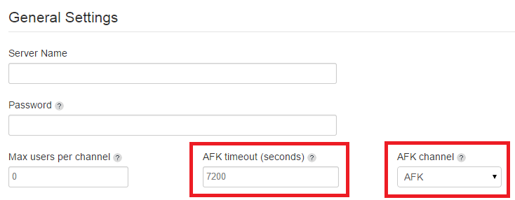 Setting AFK Channel Timeout Enjin Help Center - Minecraft namen andern plugin